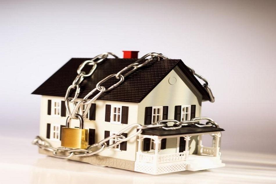 как снять залог с недвижимости